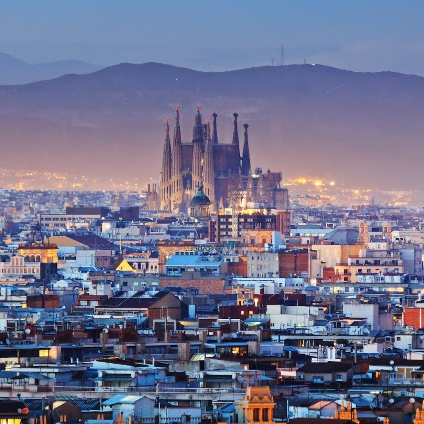 Barcelona indragostitilor ♥