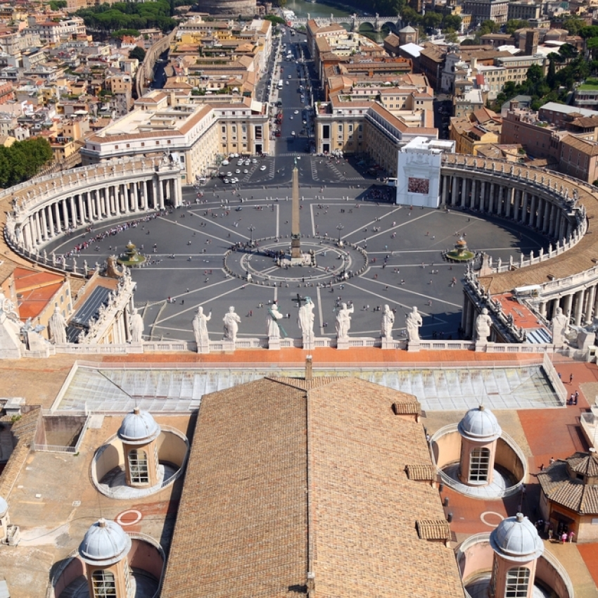 """Paste in """"caput mundi"""" - Roma"""